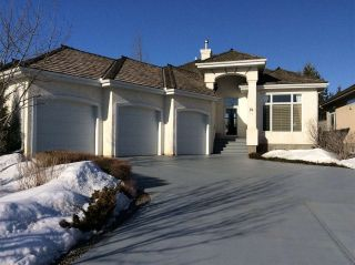 Main Photo: 26 KINGSFORD Crescent: St. Albert House for sale : MLS® # E4077510
