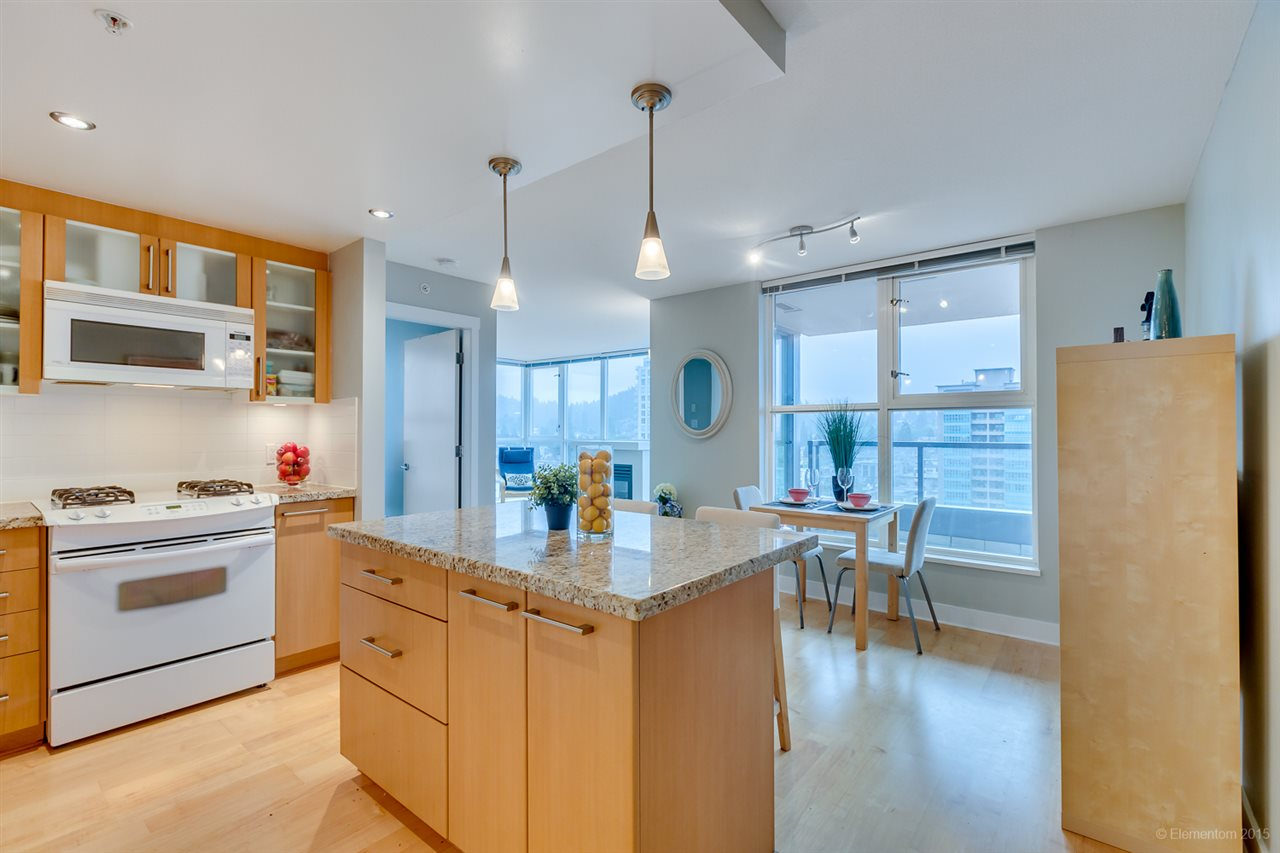 "Main Photo: 1405 121 W 16TH Street in North Vancouver: Central Lonsdale Condo for sale in ""THE SILVA"" : MLS® # R2199262"