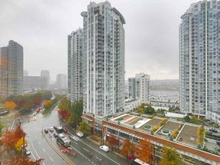 "Main Photo: 1201 1177 PACIFIC Boulevard in Vancouver: Yaletown Condo for sale in ""PACIFIC PLAZA"" (Vancouver West)  : MLS® # R2214230"