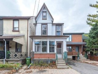 Main Photo: 210 Clinton Street in Toronto: Palmerston-Little Italy House (2 1/2 Storey) for sale (Toronto C01)  : MLS® # C3984076