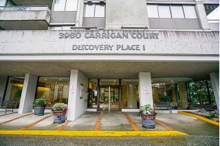 "Main Photo: 1306 3980 CARRIGAN Court in Burnaby: Government Road Condo for sale in ""Discovery Place 1"" (Burnaby North)  : MLS® # R2229548"