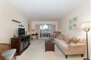 "Main Photo: 208 1802 DUTHIE Avenue in Burnaby: Montecito Condo for sale in ""VALHALLA COURT"" (Burnaby North)  : MLS® # R2233866"