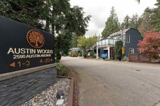 Main Photo: 20 2590 AUSTIN Avenue in Coquitlam: Coquitlam East Townhouse for sale : MLS®# R2271299