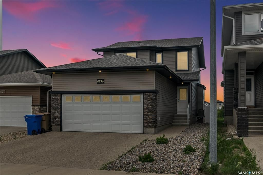 Main Photo: 4736 Padwick Avenue in Regina: Harbour Landing Residential for sale : MLS®# SK736490