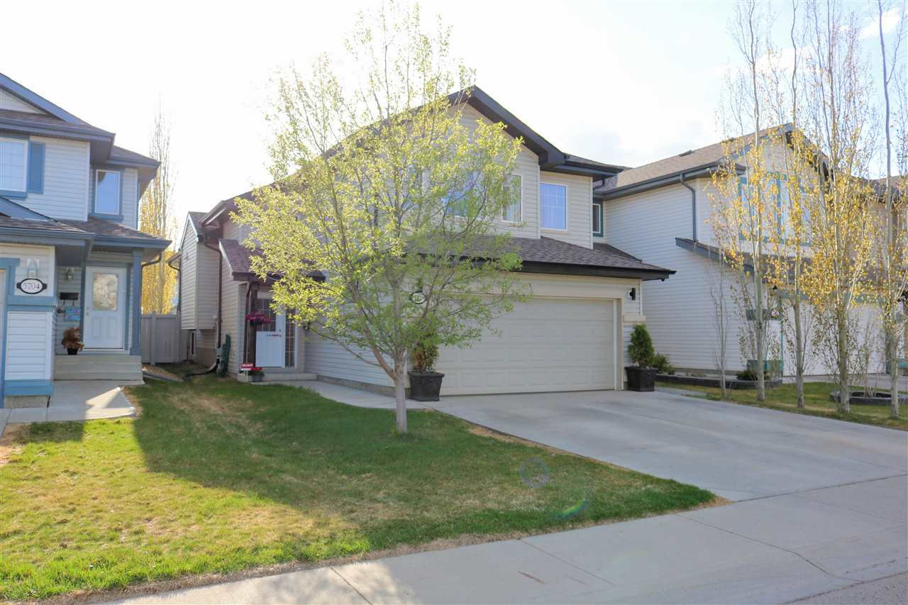 Main Photo: 5708 201 Street in Edmonton: Zone 58 House for sale : MLS®# E4122296