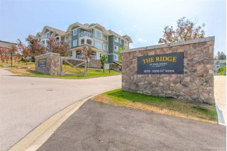 "Main Photo: 212 16398 64 Avenue in Surrey: Cloverdale BC Condo for sale in ""THE RIDGE AT BOSE FARMS"" (Cloverdale)  : MLS®# R2292995"