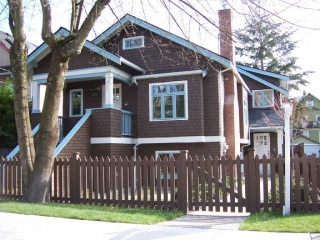 Main Photo: 3362 W 6TH Avenue in Vancouver: Kitsilano House 1/2 Duplex for sale (Vancouver West)  : MLS® # V878121