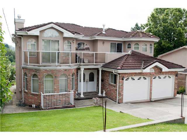 Main Photo: 1770 SPRINGER Avenue in Burnaby: Parkcrest House for sale (Burnaby North)  : MLS®# V883652
