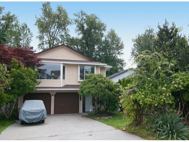 "Main Photo: 1279 BRAND Street in Port Coquitlam: Citadel PQ House for sale in ""HARBOURVIEW ESTATES"" : MLS® # V1071469"