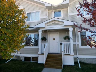 Main Photo: 35 BRIDLERIDGE Link SW in Calgary: Bridlewood Attached Home for sale : MLS(r) # C3641516