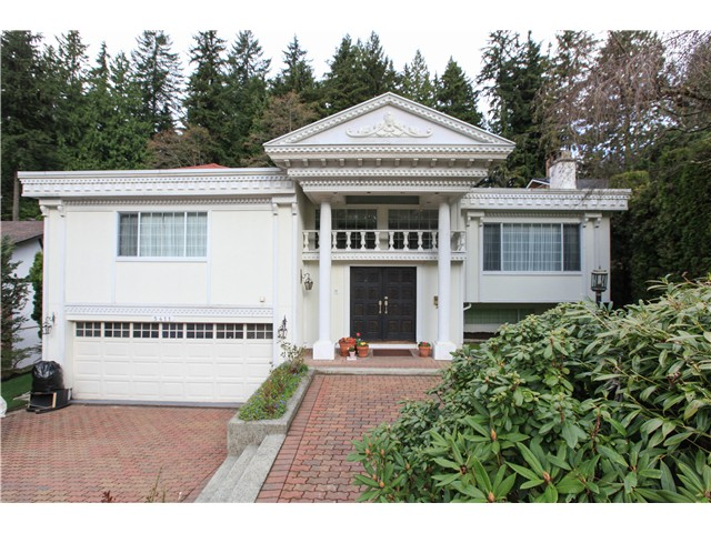 Main Photo: 5411 CLIFFRIDGE Avenue in North Vancouver: Canyon Heights NV House for sale : MLS® # V1112322