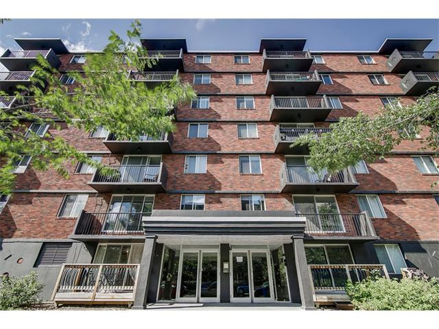 Main Photo: 704 1236 15 Avenue SW in Calgary: Connaught Condo for sale : MLS(r) # C4017217