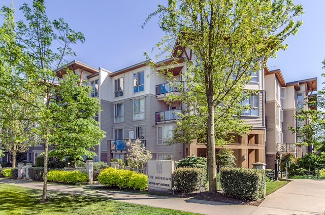 "Main Photo: 319 15918 26 Avenue in Surrey: Grandview Surrey Condo for sale in ""THE MORGAN"" (South Surrey White Rock)  : MLS® # R2061069"