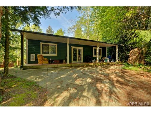 Main Photo: 6960 W Grant Road in SOOKE: Sk Sooke Vill Core Single Family Detached for sale (Sooke)  : MLS® # 364382