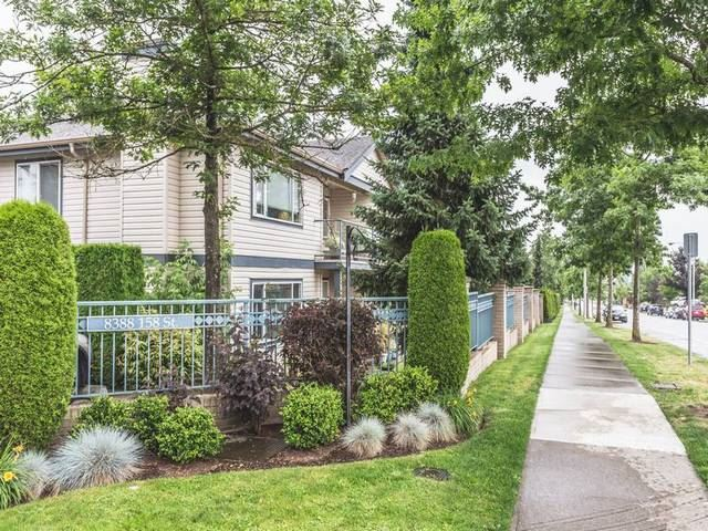 "Main Photo: 4 8388 158 Street in Surrey: Fleetwood Tynehead Townhouse for sale in ""SUMMERFIELD"" : MLS® # R2078252"