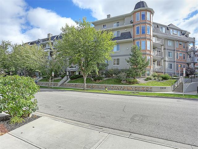 Main Photo: 304 2416 ERLTON Street SW in Calgary: Erlton Condo for sale : MLS(r) # C4082399