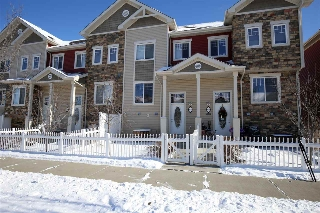 Main Photo: 476 HEMINGWAY Road in Edmonton: Zone 58 Townhouse for sale : MLS(r) # E4054283