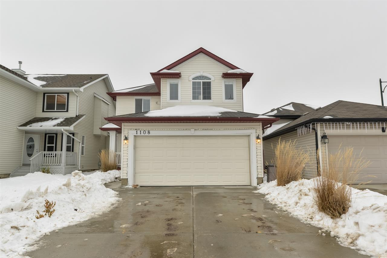 Main Photo: 1108 116 Street in Edmonton: Zone 55 House for sale : MLS(r) # E4054940