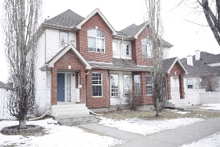 Main Photo: 4239 TERWILLEGAR Vista in Edmonton: Zone 14 House Half Duplex for sale : MLS(r) # E4055142