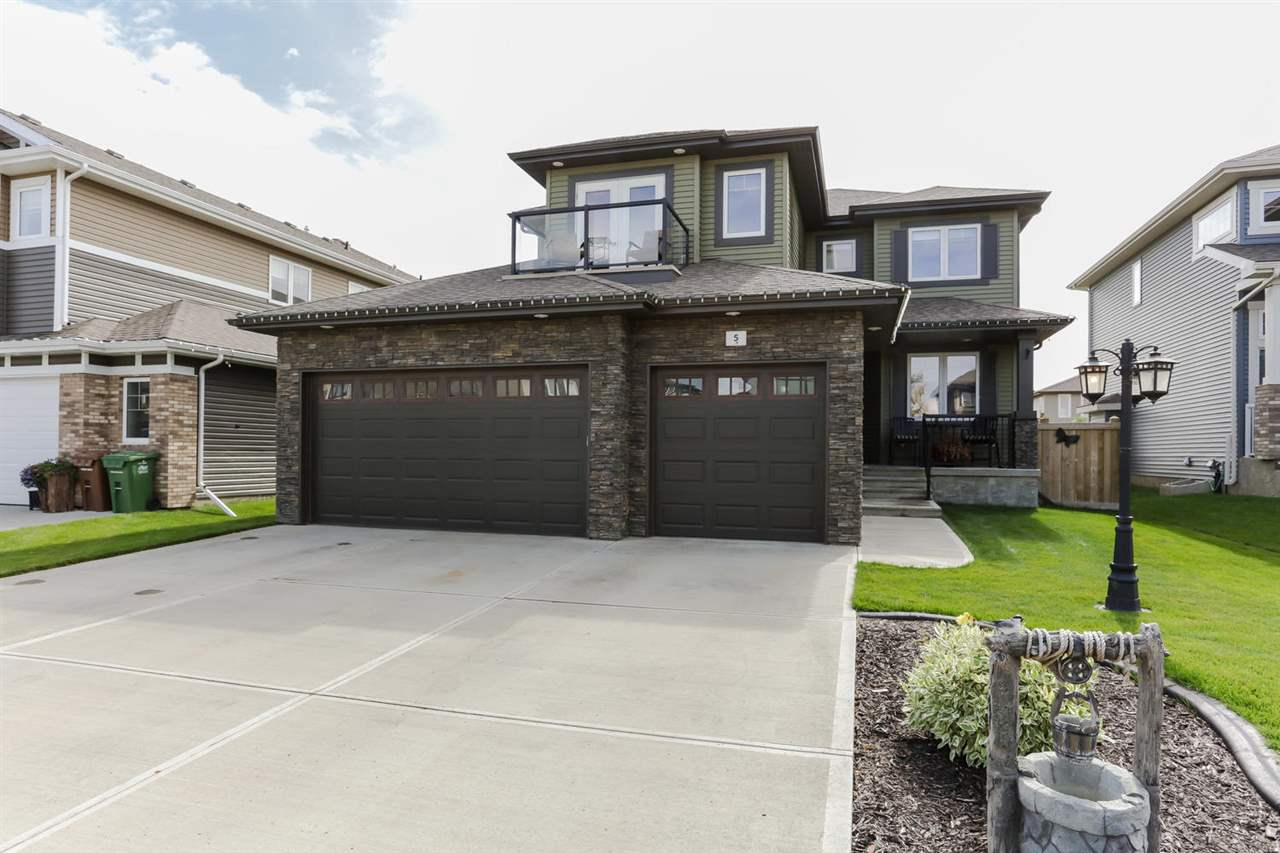 Main Photo: 5 EXECUTIVE Way N: St. Albert House for sale : MLS(r) # E4055832