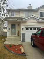 Main Photo: 16344 56 Street in Edmonton: Zone 03 House Half Duplex for sale : MLS(r) # E4058470