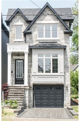 Main Photo: 54 Florence Avenue in Toronto: Lansing-Westgate House (2-Storey) for lease (Toronto C07)  : MLS(r) # C3786915