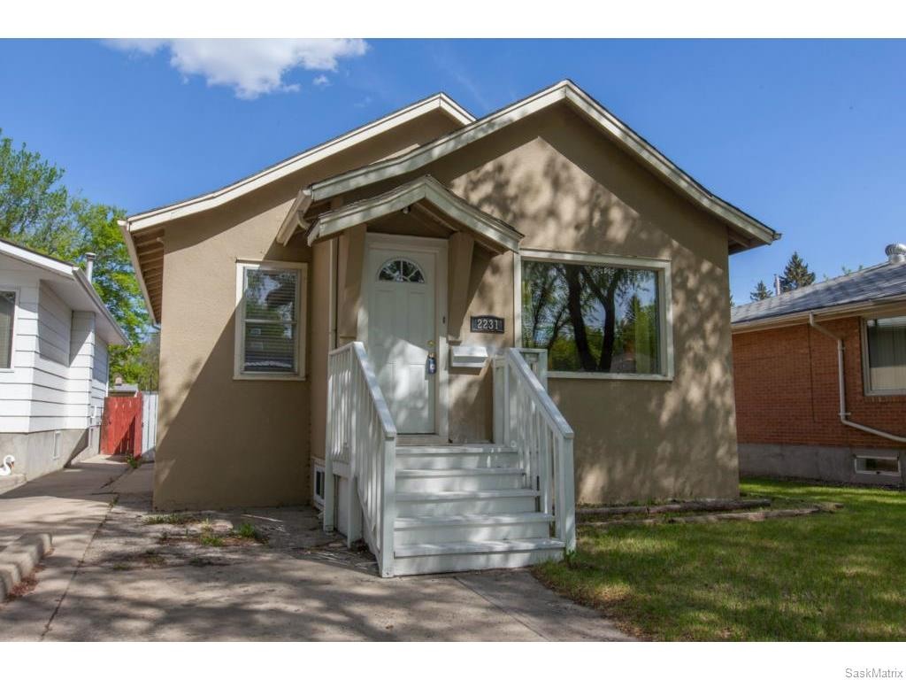 FEATURED LISTING: 2231 Herman Avenue Saskatoon