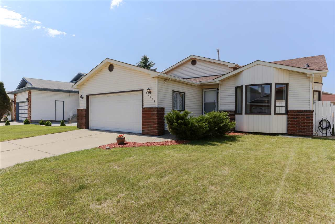 Main Photo: 15718 77 Street in Edmonton: Zone 28 House for sale : MLS(r) # E4068905