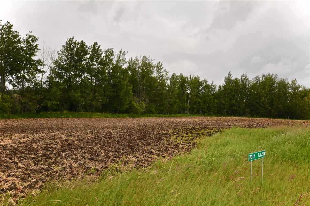 Main Photo: 7312 514 TWP RD Road: Rural Parkland County Rural Land/Vacant Lot for sale : MLS® # E4071135