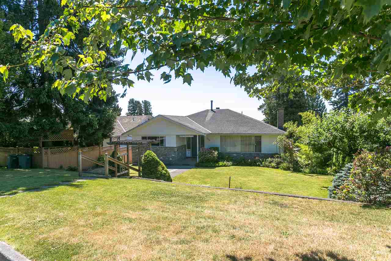 Main Photo: 2302 ROSEDALE Drive in Vancouver: Fraserview VE House for sale (Vancouver East)  : MLS® # R2184211