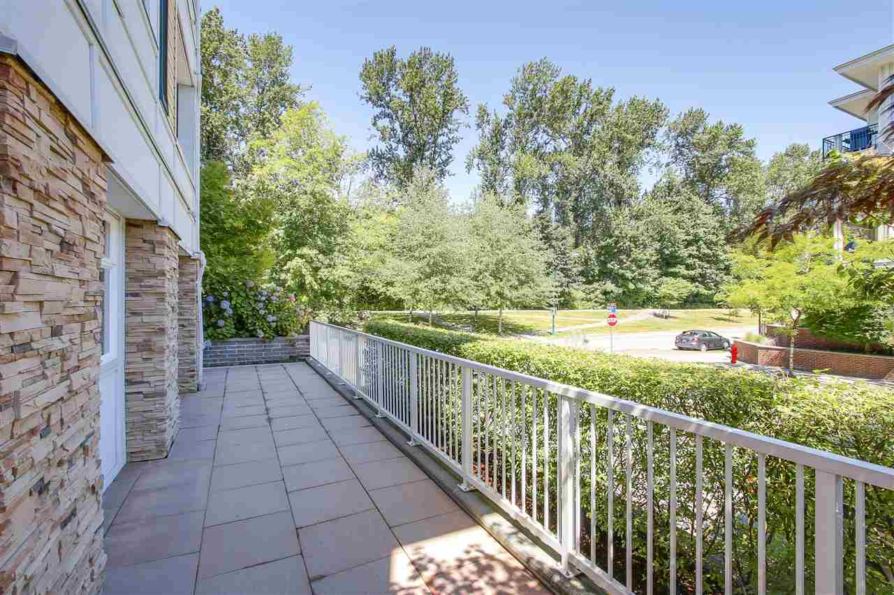 "Photo 11: 108 2368 MARPOLE Avenue in Port Coquitlam: Central Pt Coquitlam Condo for sale in ""RIVER ROCK LANDING"" : MLS® # R2186296"