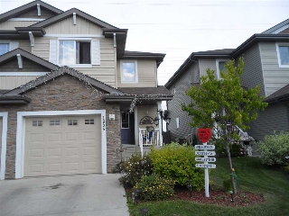Main Photo:  in Edmonton: Zone 30 House Half Duplex for sale : MLS® # E4077534
