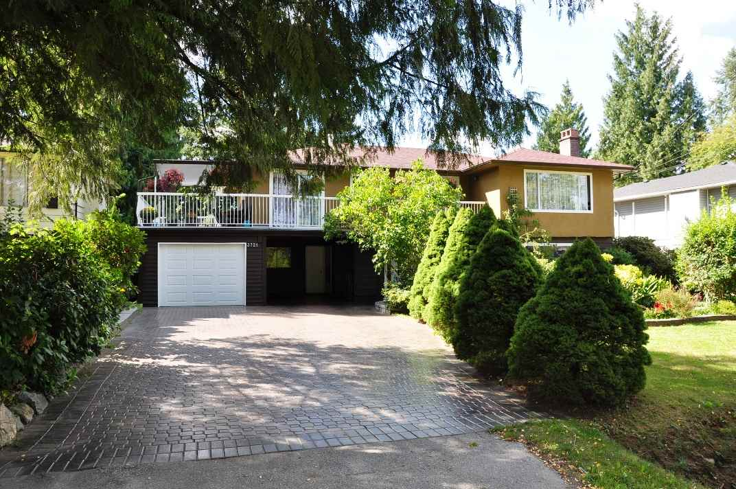 Main Photo: 3721 CEDAR Drive in Port Coquitlam: Lincoln Park PQ House for sale : MLS® # R2202555