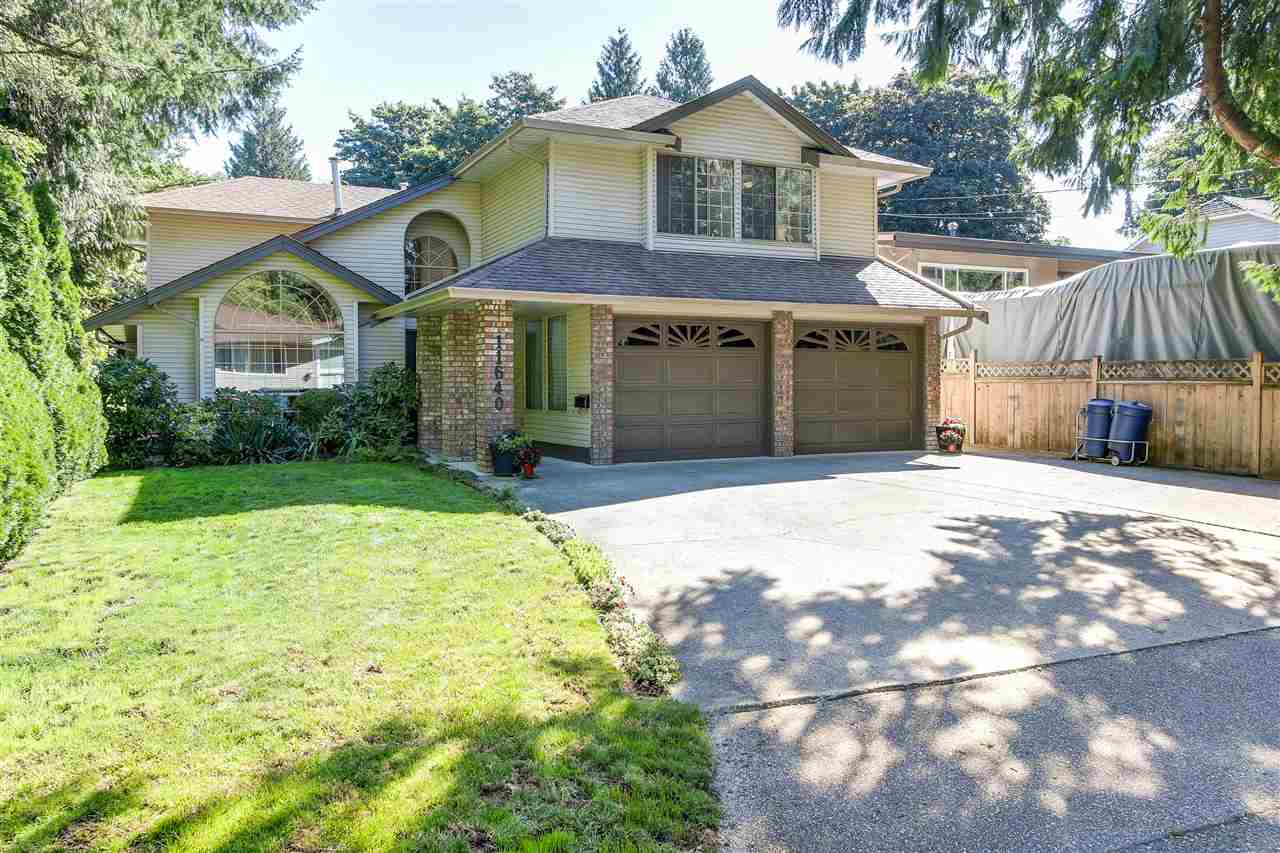 Main Photo: 11640 212TH Street in Maple Ridge: Southwest Maple Ridge House for sale : MLS® # R2205188