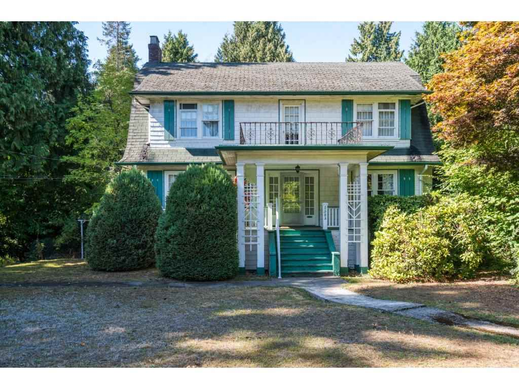 Main Photo: 5583 ALMA Street in Vancouver: Dunbar House for sale (Vancouver West)  : MLS® # R2206495