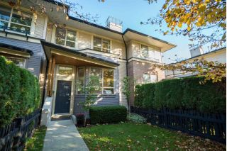"Main Photo: 9 100 KLAHANIE Drive in Port Moody: Port Moody Centre Townhouse for sale in ""Indigo - Klahanie"" : MLS® # R2218379"