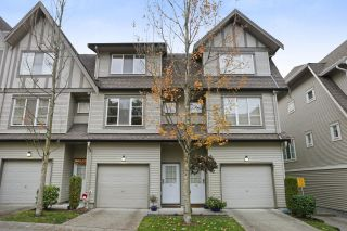 "Main Photo: 75 15175 62A Avenue in Surrey: Sullivan Station Townhouse for sale in ""Brooklands"" : MLS®# R2220821"