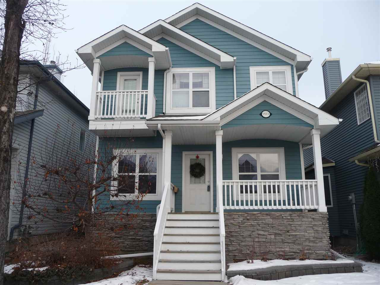Main Photo: 9911 89 Street NW in Edmonton: Zone 13 House for sale : MLS® # E4090210