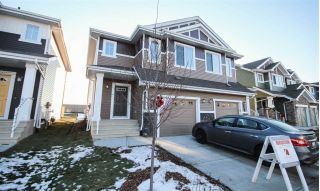 Main Photo:  in Edmonton: Zone 02 House Half Duplex for sale : MLS® # E4090793