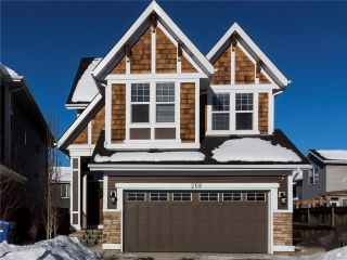Main Photo: 268 AUBURN SPRINGS Close SE in Calgary: Auburn Bay House for sale : MLS® # C4165910