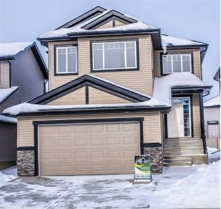 Main Photo: 458 REYNALDS WYND: Leduc House for sale : MLS®# E4097291