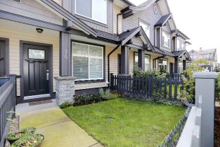 "Main Photo: 70 13819 232 Street in Maple Ridge: Silver Valley Townhouse for sale in ""Brighton at Silver Valley"" : MLS® # R2243735"