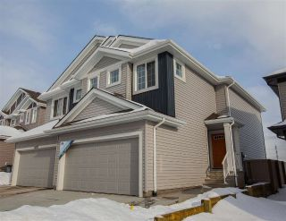 Main Photo: 4419 5 Street in Edmonton: Zone 30 House Half Duplex for sale : MLS® # E4100142