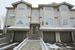 Main Photo: 6 1295 CARTER CREST Road NW in Edmonton: Zone 14 Townhouse for sale : MLS®# E4101227