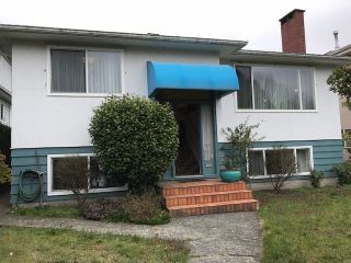 "Main Photo: 7870 ARGYLE Street in Vancouver: Fraserview VE House for sale in ""FRASERVIEW"" (Vancouver East)  : MLS®# R2249230"