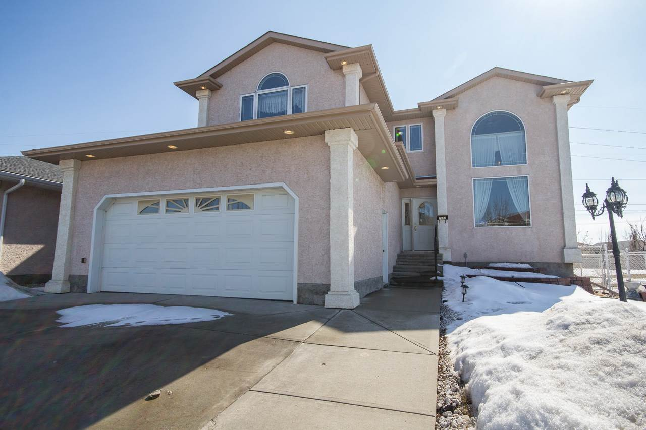 Main Photo: 7807 164 Avenue NW in Edmonton: Zone 28 House for sale : MLS®# E4105759