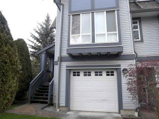 "Main Photo: 79 16388 85 Avenue in Surrey: Fleetwood Tynehead Townhouse for sale in ""CAMELOT VILLAGE"" : MLS®# R2258184"