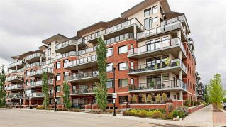 Main Photo: 402 141 Festival Way: Sherwood Park Condo for sale : MLS®# E4115403