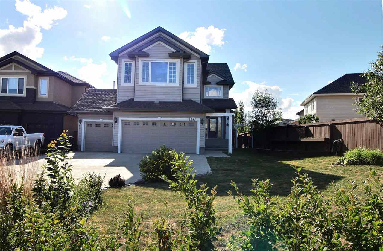 Main Photo: 4281 Summerland Drive: Sherwood Park House for sale : MLS®# E4120151