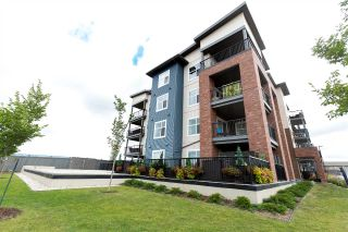 Main Photo: 306 5510 SCHONSEE Drive in Edmonton: Zone 28 Condo for sale : MLS®# E4127552